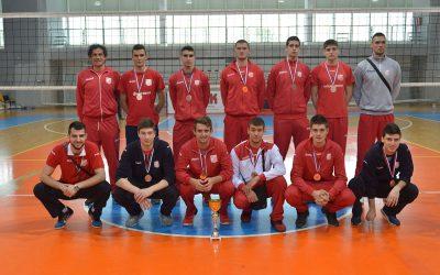 Juniorima Vojvodine bronza