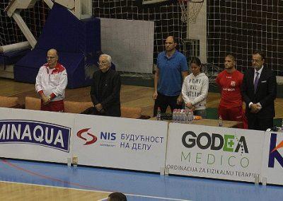 Treće kolo Superlige: Vojvodina NS seme - Radnički
