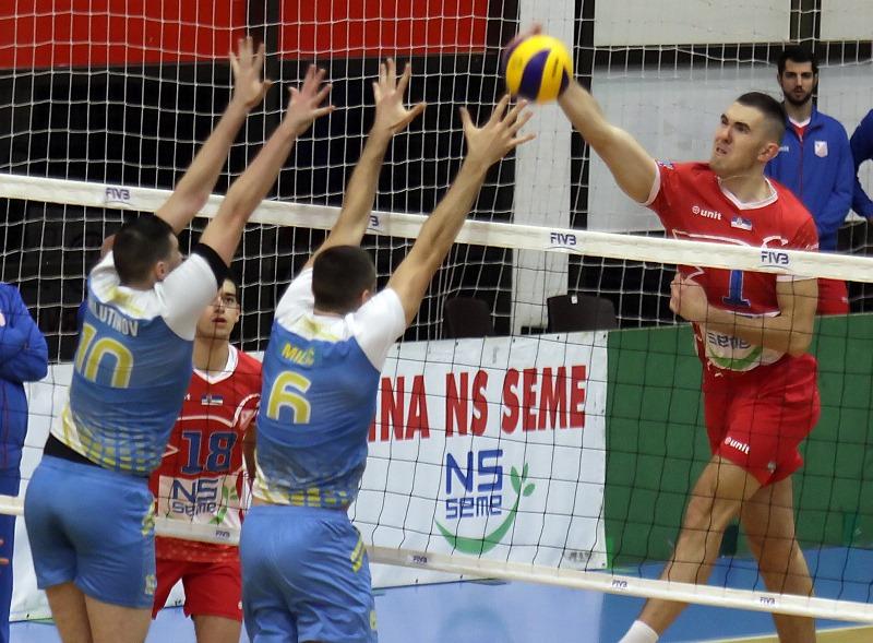 Vojvodina u polufinalu