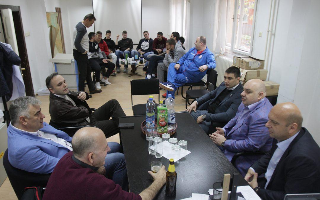 Dragoljub Zbiljić potpredsednik UO: Poverenje bez granica