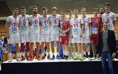 Kadeti Vojvodine pobednici Novogodišnjeg festivala