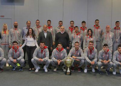 Promocija tima za sezonu 2017/2018