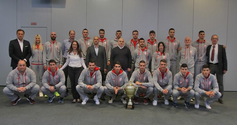 Vojvodina promovisala tim za novu sezonu