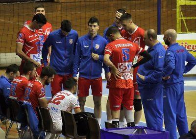 Šesto kolo Superlige: Vojvodina NS seme - Spartak Ljig