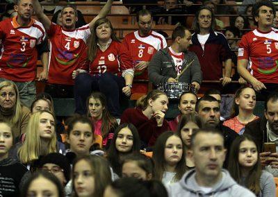 Osmina finala CEV kupa: Vojvodina NS seme - Resovija