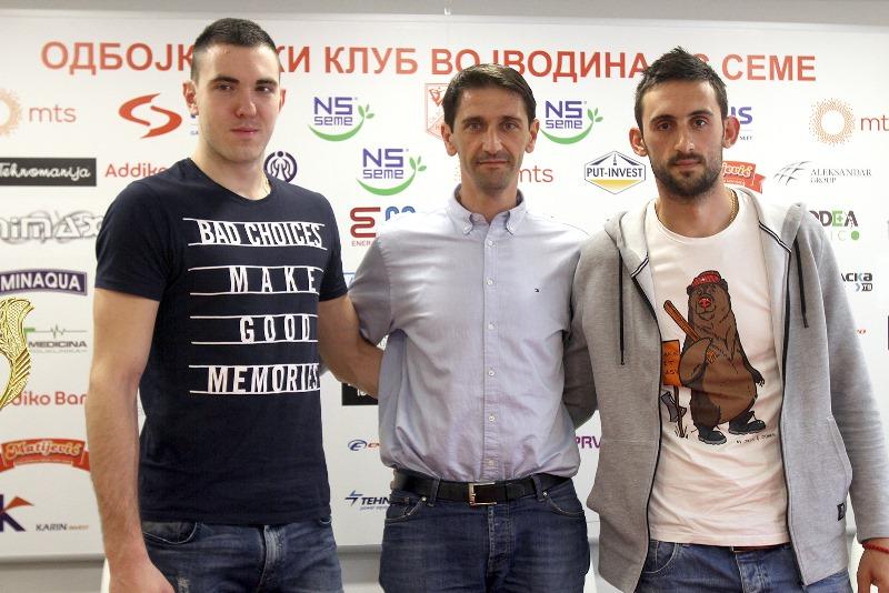 Šampion već na novim zadacima: Stigli Kostić i Škundrić, Simić produžio