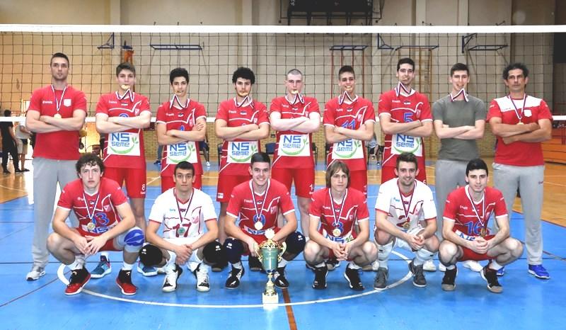 Vojvodina ima i najbolje juniore u Srbiji