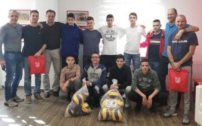 Vojvodina i SK Volley nastavljaju saradnju