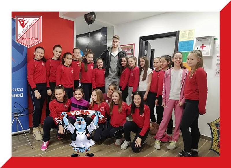 Postanite član zvaničnog fan kluba Vojvodine