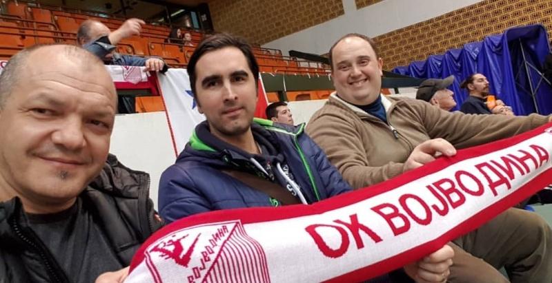 Osmankač: Apelujem na Vojvodinaše da ispune tribine