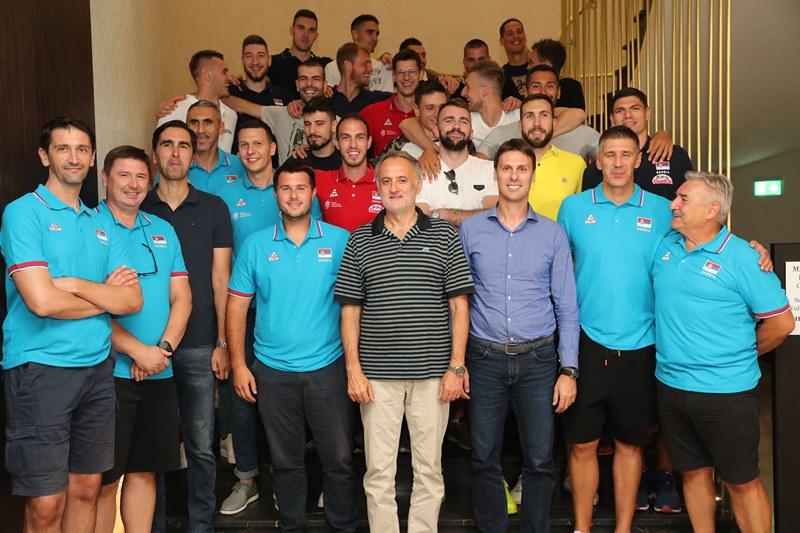 Puno sreće nacionalnom timu