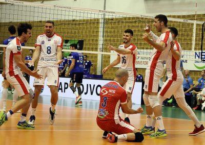 Vojvodina NS Seme NOVI SAD vs C.S. Municipal Arcada GALATI 05