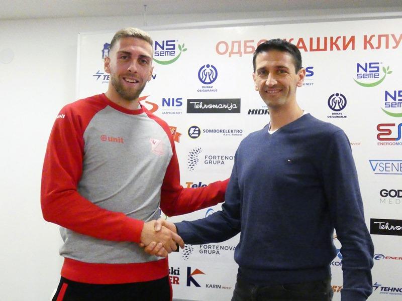 Mašulović i naredne sezone u dresu Vojvodine