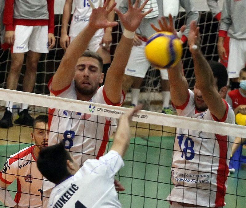Vojvodina u četvrtfinalu