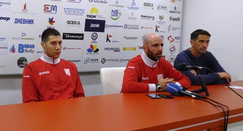 TV derbi: Vojvodina NS seme – Crvena zvezda