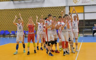 Vojvodina NS seme, Crvena zvezda i Proleter u polufinalu