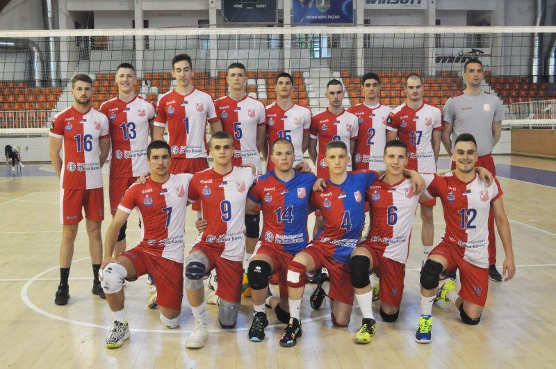 Juniorima srebro na Prvenstvu Srbije