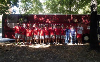 Šampionsko putovanje – Vojvodina pripreme nastavlja na Palama