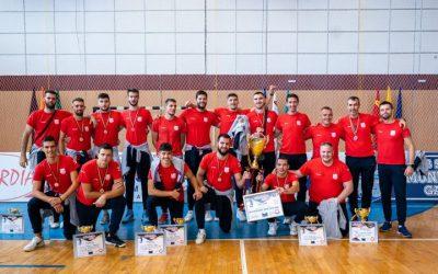 Vojvodina sa dve pobede i jednim porazom završila turnir u Rumuniji