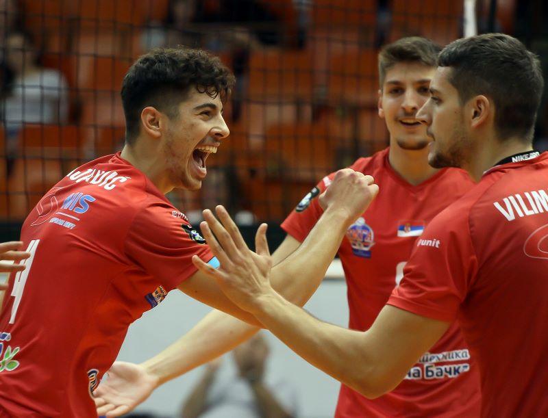 Revija mladosti začinjena pobedom – sa Fridrihshafenom za prvo mesto